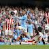 Fútbol: Choque Manchester City-Napoli encabeza jornada de Champions