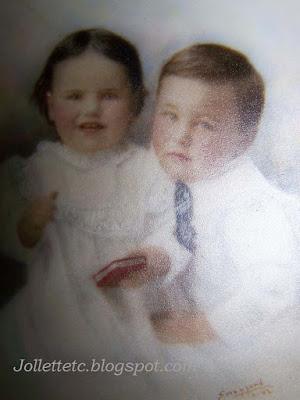 Josy and Orvin 1902 or 1903 https://jollettetc.blogspot.com