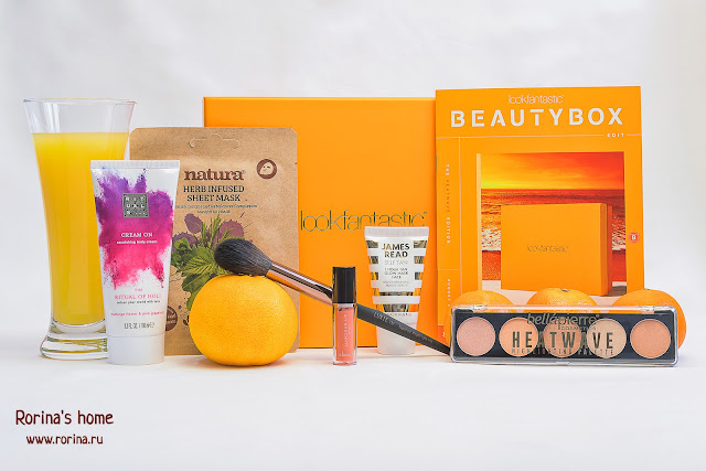 Lookfantastic Beauty Box August 2019: отзывы