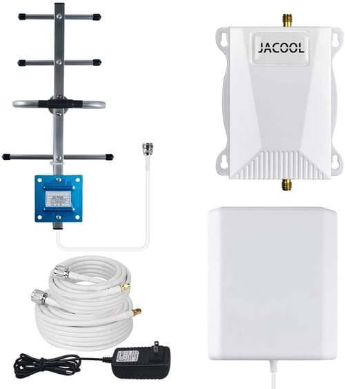 JACOOL 4G LTE ATT T-Mobile Cell Phone Booster 700MHz