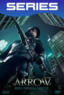 Arrow Temporada 5 Completa HD 1080p Latino