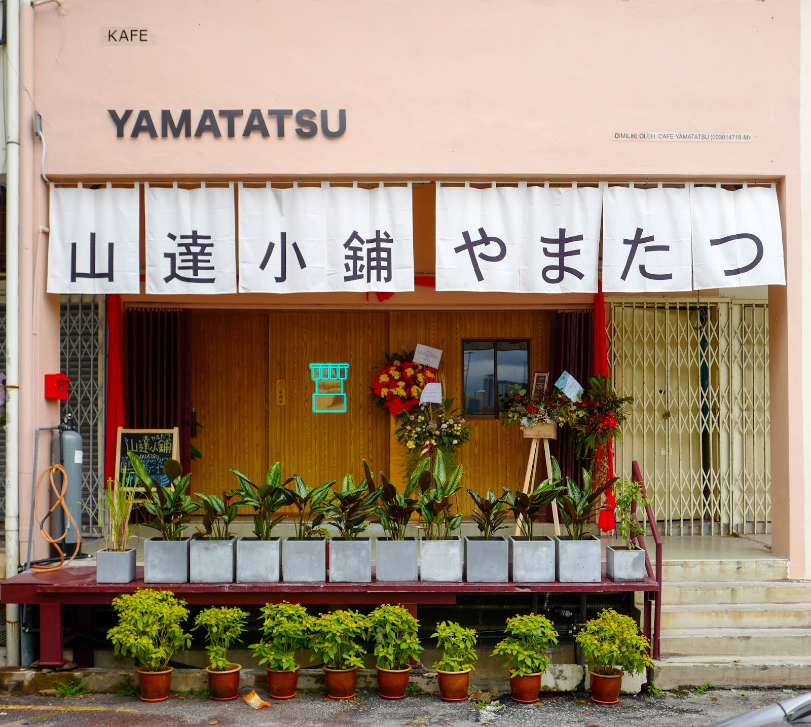 Cafe Yamatatsu, Old Klang Road