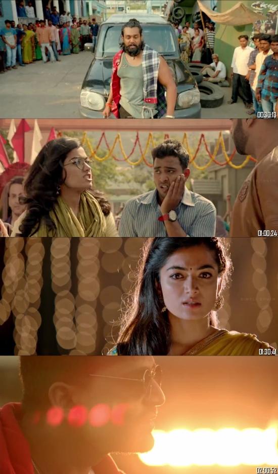 Pogaru 2021 UNCUT HDRip 720p 480p Dual Audio Hindi Full Movie Download