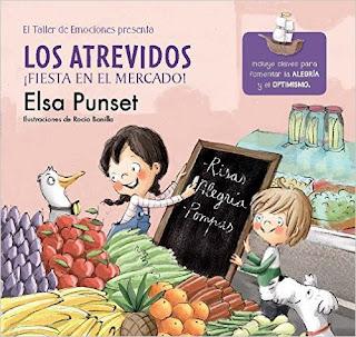 Los Atrevidos ¡Fiesta En El Mercado! (El Taller De Emociones) PDF