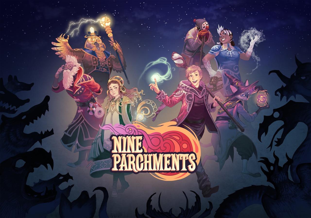 Nine Parchments-Razor1911