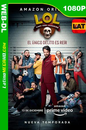 LOL: Last One Laughing (Serie de TV) Temporada 2 (2019) Latino HD WEB-DL 1080P ()