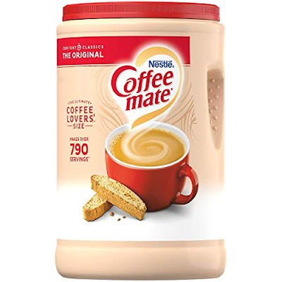 Nestle Coffee-Mate Powder - Creamy Smooth Flavor - The Original