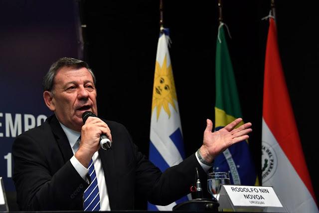 Canciller uruguayo teme desenlace violento y muy peligroso en Venezuela