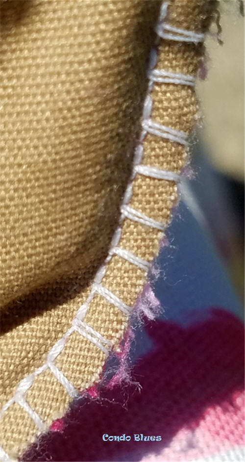How to overlock stitch without a serger