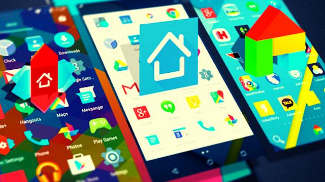Launcher Baru Terbaik untuk Android