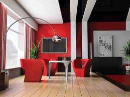 Combinacion De Dos Colores En Paredes Ideas Para Decorar Disenar - Pintar-paredes-de-dos-colores