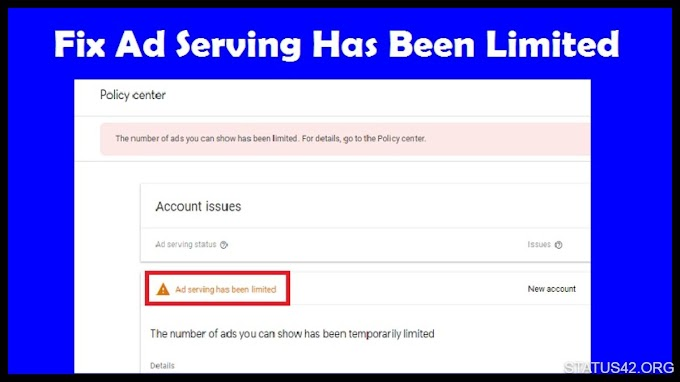 Ad Serving Has Been Limited Invalid Traffic Problem Fix
