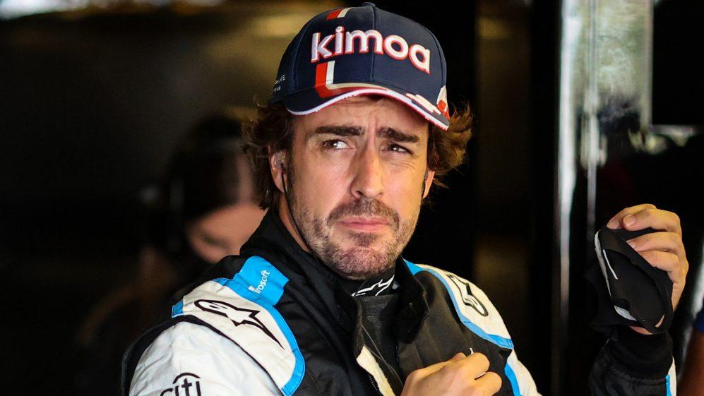 Alonso diz que ainda há potencial para desbloquear depois de obter um forte P6 no Azerbaijão