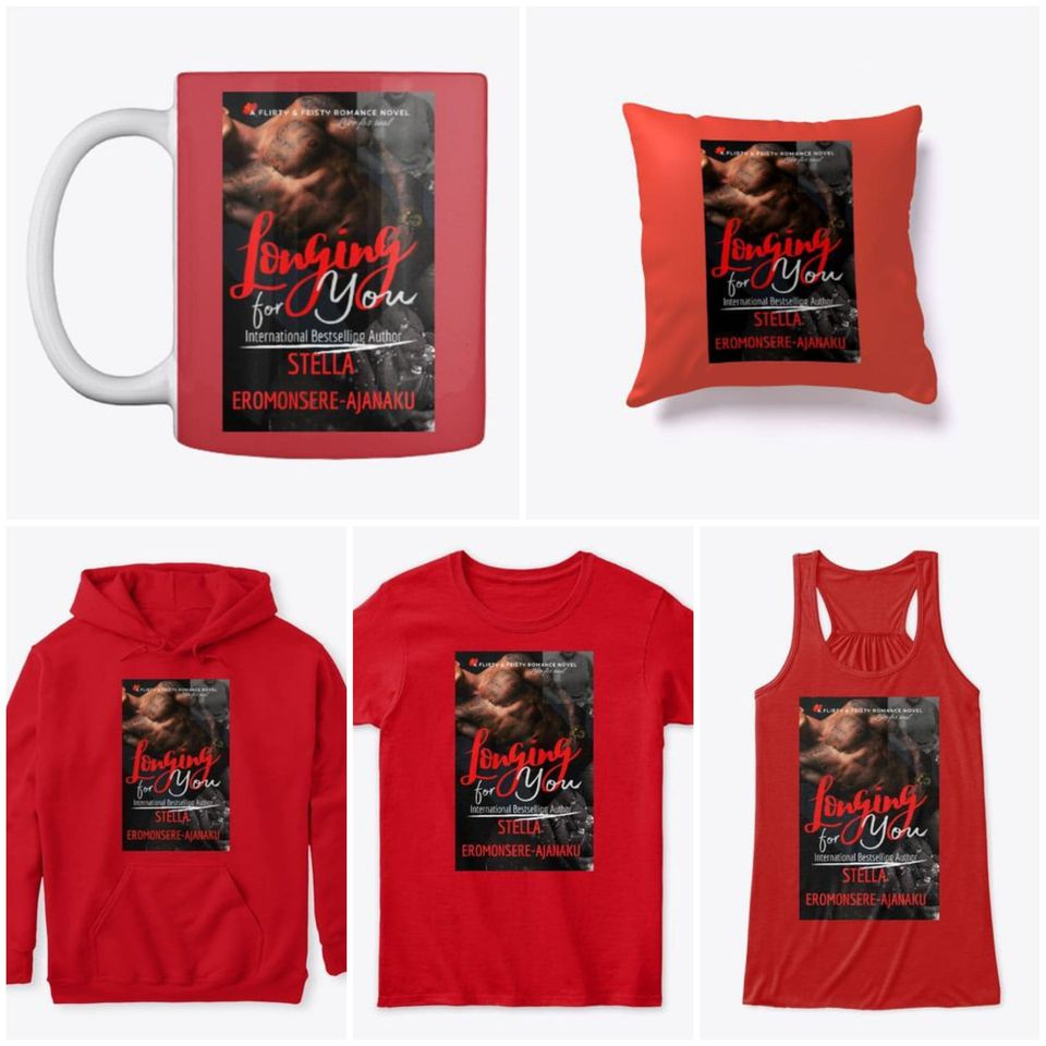 *•.¸I Launched My Book Merch *•.¸