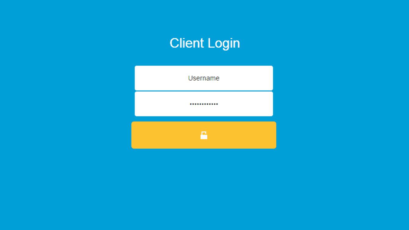 Clean Login Page Hotspot Mikrotik