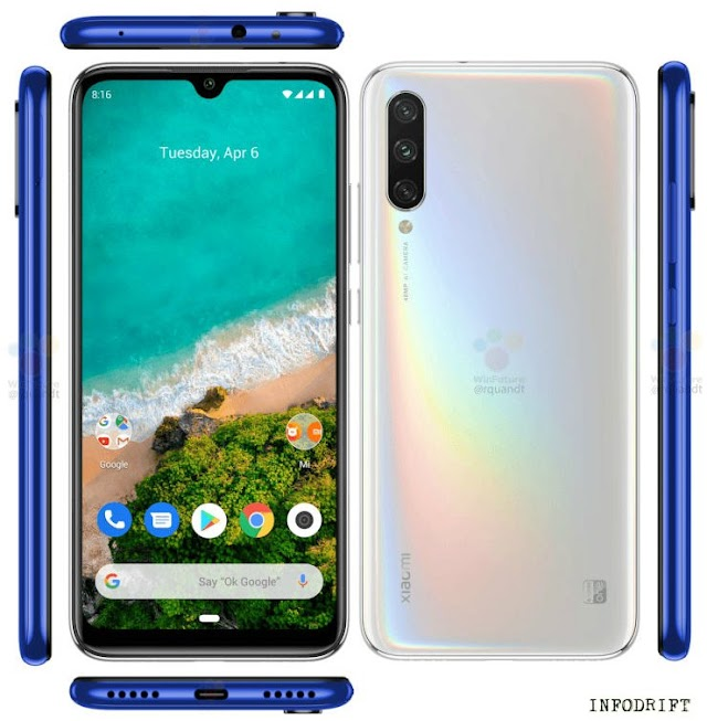 "Xiaomi Mi A3: a new member of Mi's ""A series"" is on boards [sale is on]... know here its all specifications, features and price"