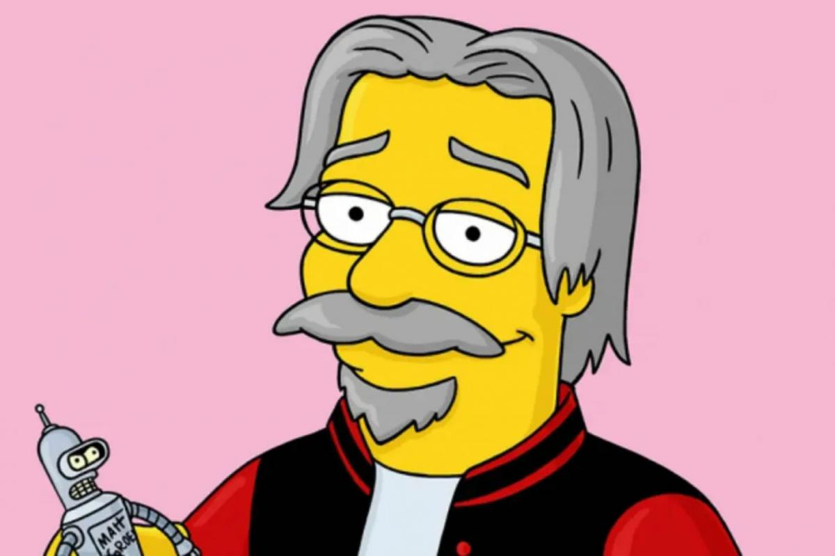 Matt Groening defends current episodes of The Simpsons against those who say they are no longer goo