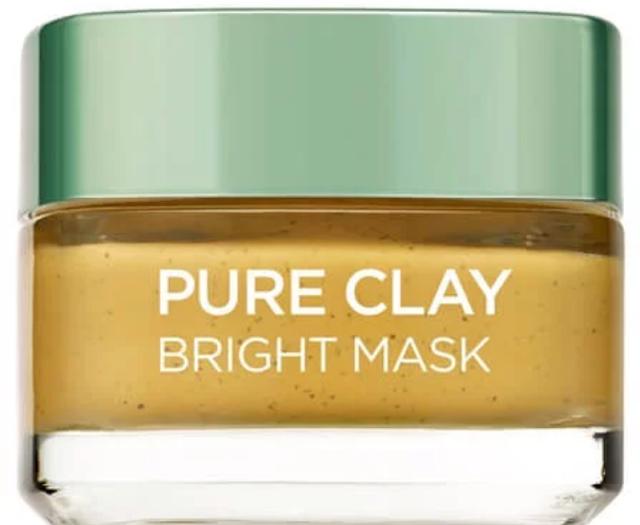 pure clay bright mask