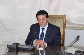 وزير التعليم العالي، الدكتور خالد عبدالغفار، يوضح حقيقة قرار اداء تحية العلم في الجامعات المصرية اول ايام الدراسة