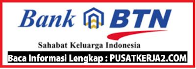 Loker S1 BUMN Bank BTN Oktober 2019