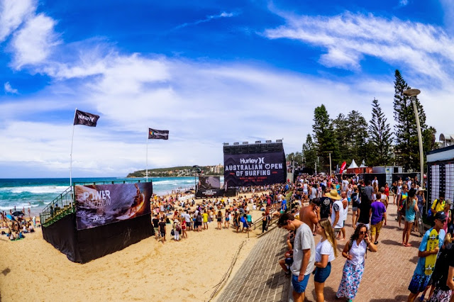 australian open of surfing 2015