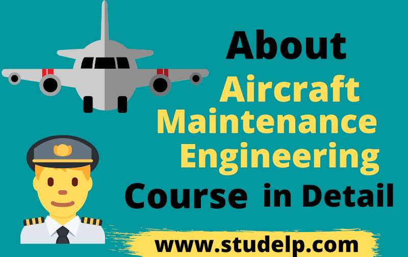 About Aircraft Maintenance Engineering in detail - AME