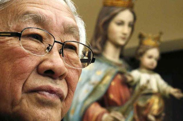 """O Cardeal Zen invoca a """"intercessão de Nossa Senhora, para que Ela nos acompanhe nesta dolorosa jornada"""""""