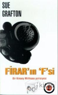 Firarinin F si - EPUB PDF İndir - Sue Grafton