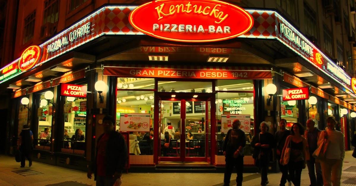 se busca personal para apertura de pizzeria kentucky con o sin experiencia