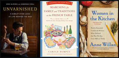 9 Books for Food & Drink Lovers