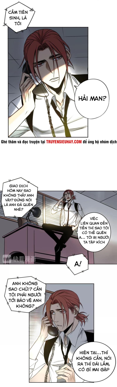 Bảo Tiêu Của Tôi Cao 1m3 Chapter 2 - Hamtruyen.vn