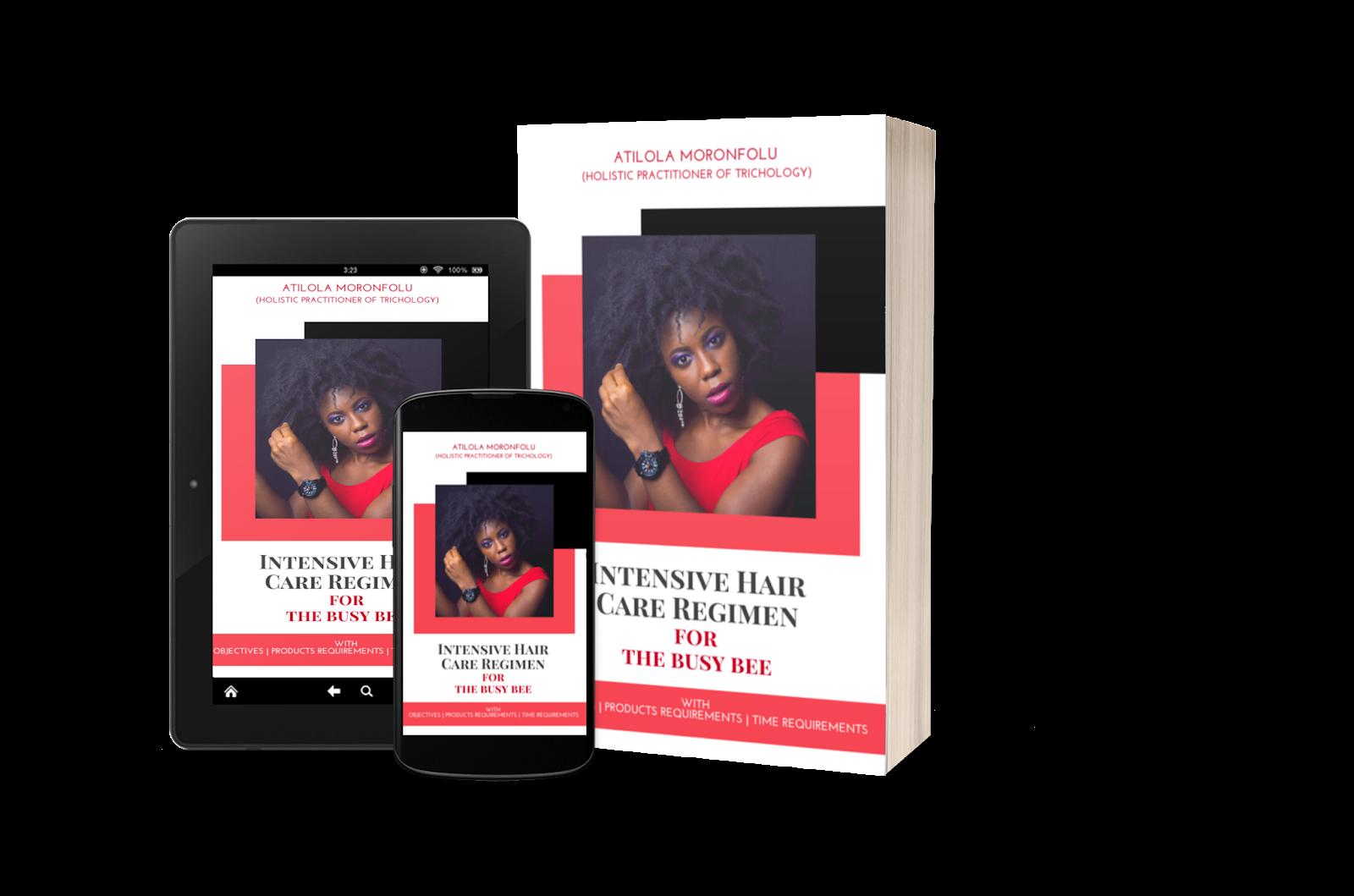 Get your Intensive Hair Care Regimen