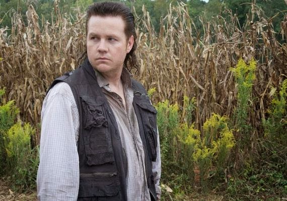 Eugene en The Walking Dead 4x11 - Claimed