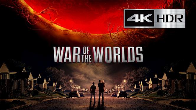 La Guerra de los Mundos (2005) REMUX 4K UHD [HDR] Latino-Castellano-Ingles
