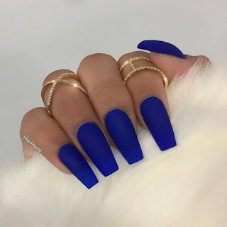 blue coffin nails - wedding ideas blog - wedding planning services in Philadelphia PA - K'Mich Weddings
