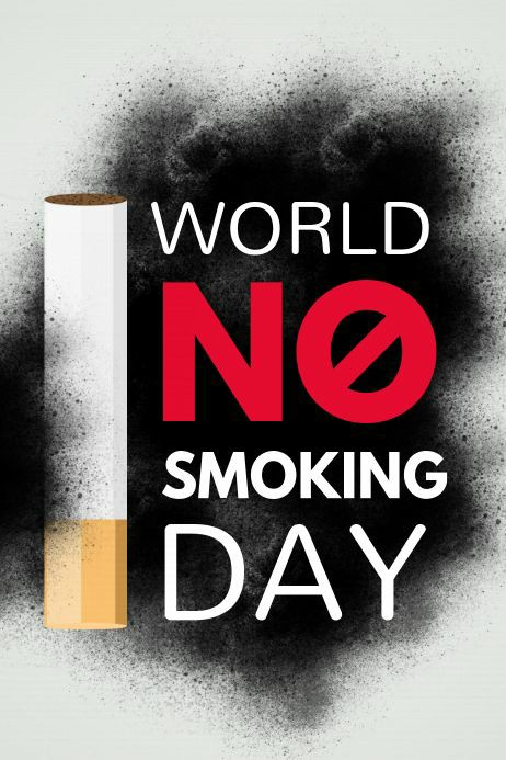 WORLD NO TOBACCO- DAY 31 MAY 2020 | cigarette cause the cancer disease | society of America