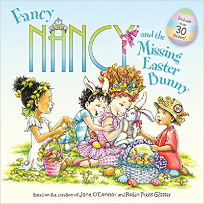 Fancy Nancy Easter Book