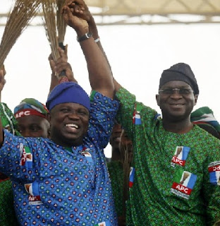 Ambode and fashola