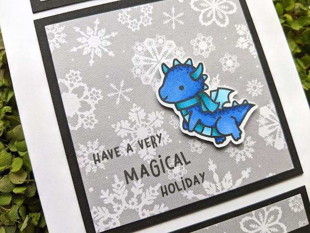 Card for One Sheet Wonder Template #20 by Jess Crafts