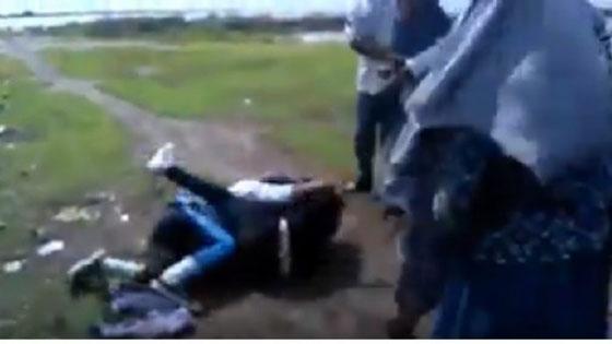 Video Heboh Siswi SMA Takalar Berkelahi