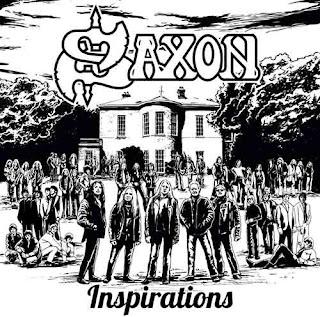 """Ο δίσκος των Saxon """"Inspirations"""""""