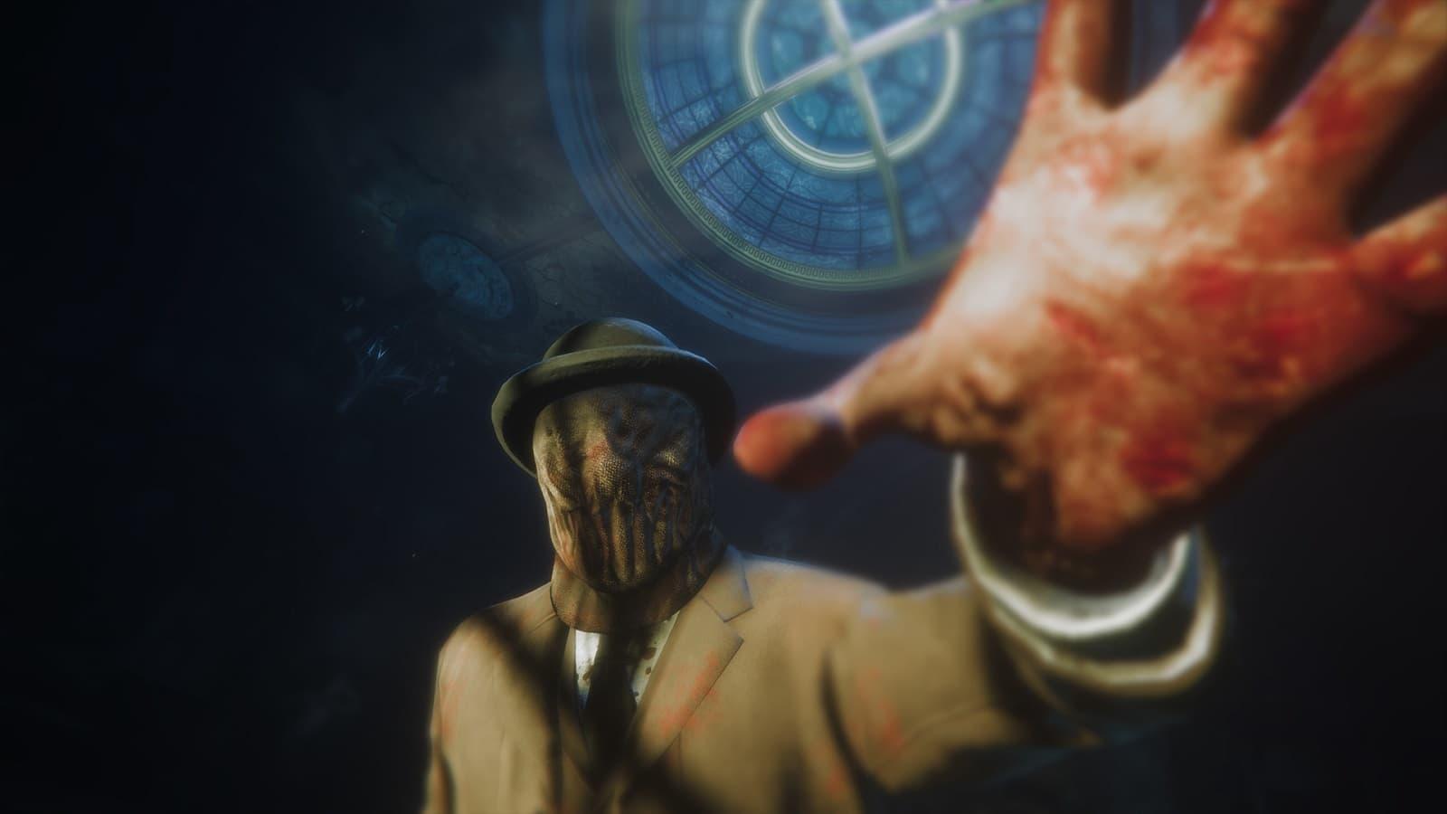 Рецензия на игру Maid of Sker - готический клон ремейка Resident Evil 2 с примесью Amnesia - 03