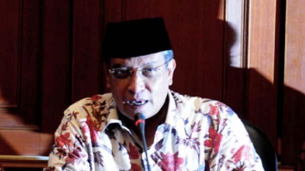Katanya Ketum PBNU Said Aqil Anti Radikal, Kok Diam Radikalisme Mengerikan Victor NasDem?