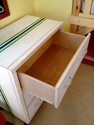 deep drawers on dresser