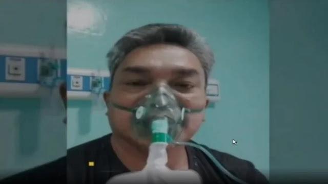 Sebelum Wafat, Wali Kota Banjarbaru Unggah Video Mengharukan