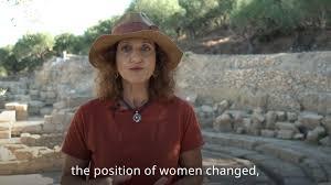 Αρχαία Θουρία και διάκριση για την Ξ. Αραπογιάννη στο DW Women (video)