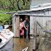 Moradores da Ilha do Baixio, em Iranduba, recebem ação emergencial de segurança alimentar e prevenção à Covid-19