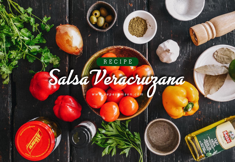 Recipe: Salsa Veracruzana Using my Breville #FreshandFurious