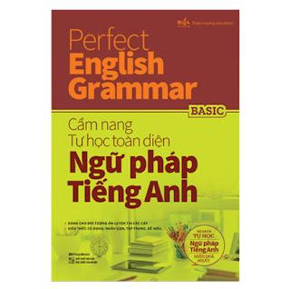 Perfect English Grammar - Cẩm Nang Tự Học Toàn Diện Ngữ Pháp Tiếng Anh - Basic ebook PDF EPUB AWZ3 PRC MOBI
