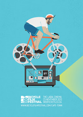 BICYCLE FILM FESTIVAL CAPE-TOWN, SOUTH AFRICA